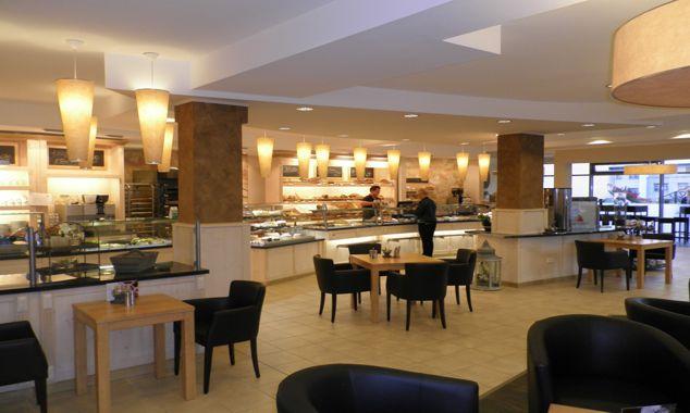 Jk design referenzen for Raumgestaltung cafe